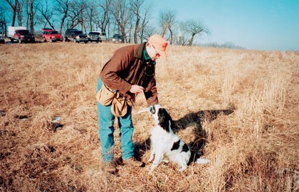Follow these tips and watch pup retrieve directly to hand.