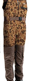 Big Man Waders are loaded with the same features that have made Drake waders a huge success.