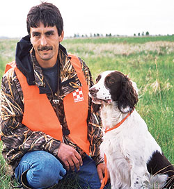 Proper E-Collar Use While Hunting - Spaniels