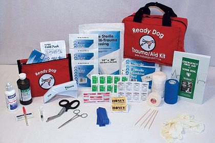 Ready Dog First Aid Kit