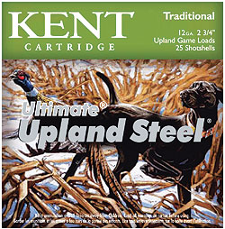 By John McGonigle    New Ultimate Upland Fasteel is Kent's answer to ever increasing