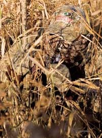 By Jennifer L.S. Pearsall    Mossy Oak Duck Blind was designed specifically for avid