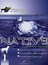 By Ryan Hamre    Native Performance Dog Food is formulated on the principle that your