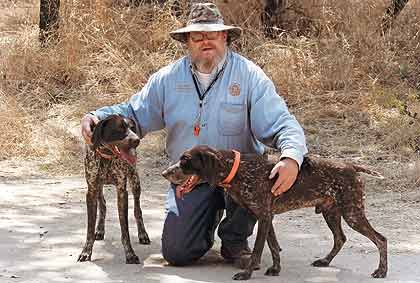 Hunting With Multiple Dogs: Pointing Breeds