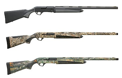 Brand-new from Remington is the Versa Max, a 12-gauge, 3-1/2-inch autoloading shotgun made for extreme endurance and smooth shooting of all loads.