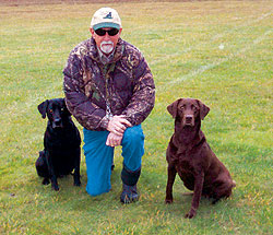 By James B. Spencer    Jim Fulks            RETRIEVERSThis tip is from Jim Fulks of