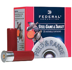 By John McGonigle    The requirement to shoot steel or non-lead shot at the range or