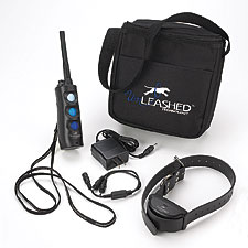 For gun dog owners concerned about applying an electrical impulse to any sensitive canine...