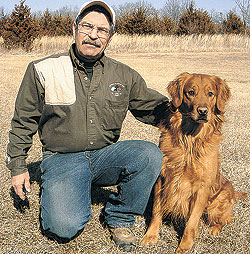 By James B. Spencer    This tip is from Greg Lister of Innisfree Kennels, 410