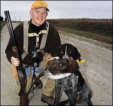 Is this the one gun dog for all reasons and all seasons?