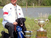"Lyle Steinman and ""Jack"" are champions again..."