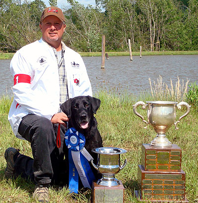 Steinman Wins Super Retriever Series Crown Championship for Third Time