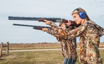 It's no secret women are the most rapid growing segment of the shooting sports, and a recent