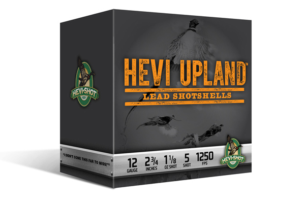 Great New Upland Loads & Chokes for 2015