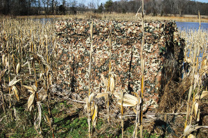 Camo Blind Options for Ground Blinds