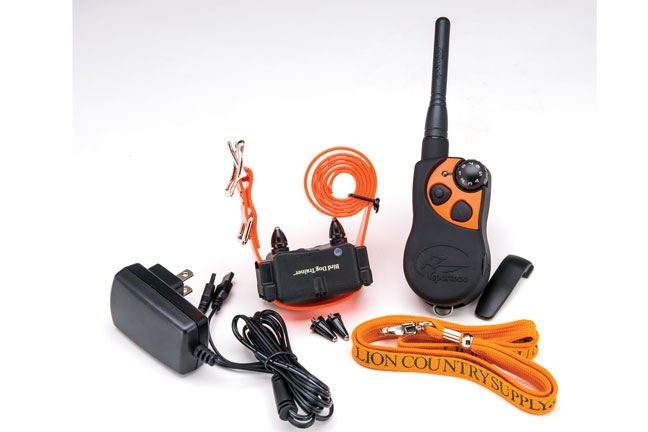Lion Country Supply Bird Dog Trainer 800 New E-Collar