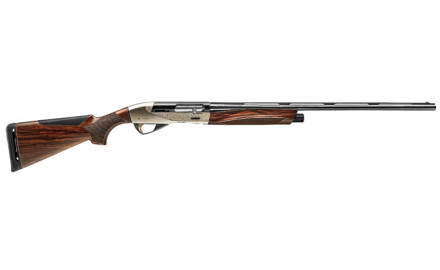 Upland shotguns have to be greyhound fast, smooth swinging and light enough to carry all day. This