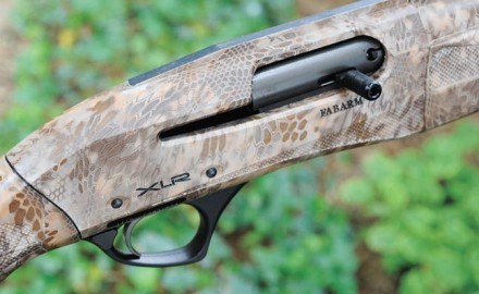 Nothing tames recoil like a gas-operated shotgun, and Fabarm's Waterfowler does a great job of it.