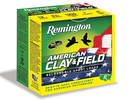 Remington American Clay & Field