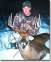 When Is The 2013 New York Whitetail Rut