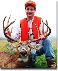 When it comes to taking a world-class buck, the sad truth is that most whitetail
