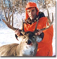 On Dec. 5, 1996, after four days of seeing nice Saskatchewan bucks but nothing