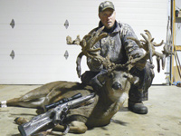A trail camera photo taken in 2005 informed Rob Brennan that he had a world-class buck living on the farm he was hunting. From that time on, all Rob could think about was getting the Illinois giant in his sights.