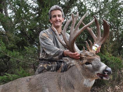 Blue S Buck 193 Inch Iowa Public Land Trophy Whitetail