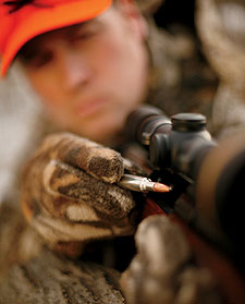It all boils down to the bullet. No matter what cartridge you choose or how accurate your gun,