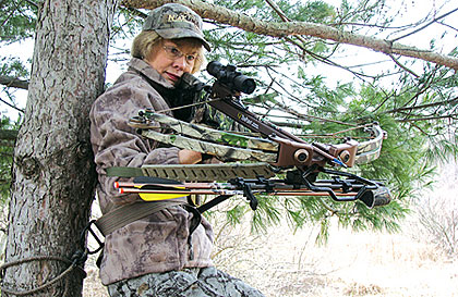 Hunting with a crossbow is one of the fastest-growing segments in the deer-hunting world. Surveys