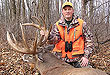 Scott Kruse and his brother-in-law had been watching a giant Wisconsin buck for several years. During the 2008 shotgun season, they planned to go all out in an effort to bag him.