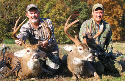 A list from North American Whitetail that gives 7 deadly secrets for decoying whitetails.