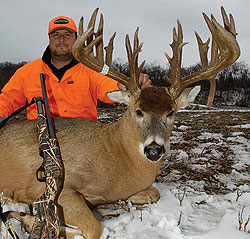 Chris Wood had participated in numerous deer drives as a pusher on that fateful Saturday last December. Now, at last, it was his turn to be a stander. Little did he know that he was about to make history!