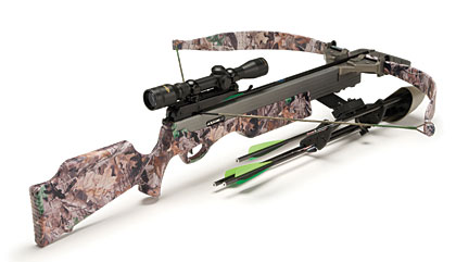 Excalibur Crossbow balances the fine line of providing both quality and affordability in its latest crossbow, the Axiom.