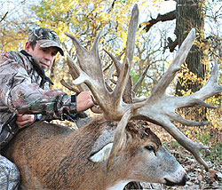 Forty-four yards. After multiple sightings and two seasons, Chris Kiernan's pursuit  of a world-class whitetail buck  came down to just 44 yards. The moment of truth had arrived.…