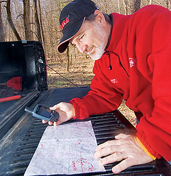 Think the only reason to use a handheld GPS is to avoid getting lost? Then you'd better think again. Today's multifaceted units are the best deer scouting tools ever devised!