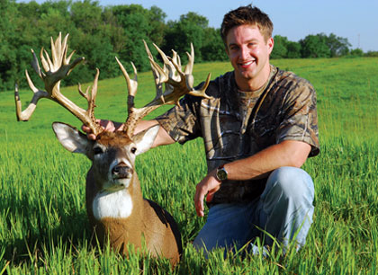 Without A Trace Learn Why Giant Non Typical Bucks Are