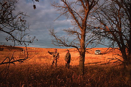 By combining your in-season scouting efforts with a willingness to remain mobile, you can maximize the odds of tagging a mature buck. Photo by Judd Cooney/windigoimages.com.