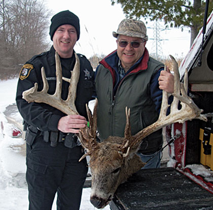 Without A Trace: Learn Why Giant Non-Typical Bucks Are Often
