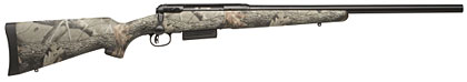 "Savage Arms' 220 F slug gun touts itself as a ""highly specialized bolt action shotgun that obsoletes the traditional shotgun with a rifled barrel."""