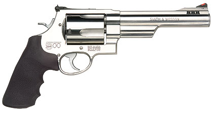 Smith & Wesson Model 500 6.5-inch