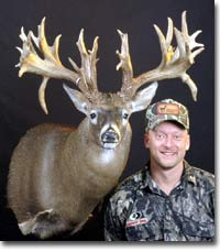 Mike Beatty 39-point buck