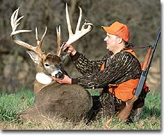 "Although his net Boone and Crockett score is ""only"" 200 2/8, this monster is arguably the world's biggest typical ever shot by a hunter."