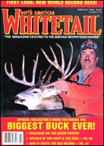 Whitetail history is filled with landmark events, but perhaps none more noteworthy than the one occurring on the morning of Nov. 23, 1993.