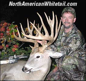 The Kline buck will be featured on North American Whitetail Television next season and in North American Whitetail magazine in the coming months.