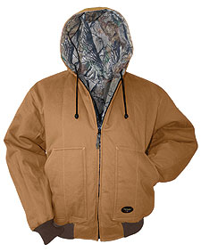 By Curt Wells    If you're looking for a jacket that will work as both a hunting