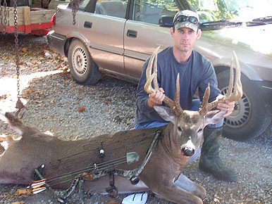 There are some seasons where it takes weeks, even months, to punch a tag on a trophy deer. And