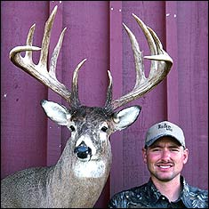 Kevin Miller's enormous Maryland buck was a dream come true -- and not a moment too soon. Here's