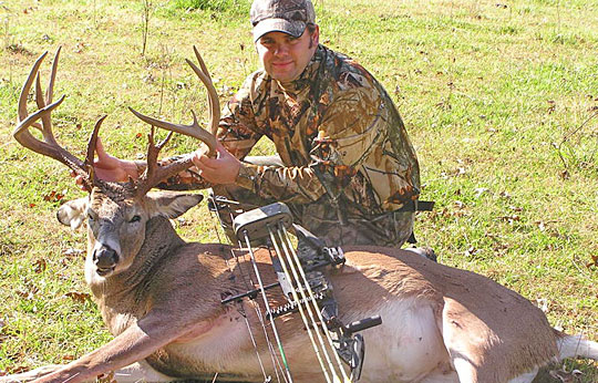 Deer of the Day - Iowa Big Boy, Ryan Lewis