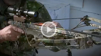 Dr. James Kroll speaks to the benefits of crossbow hunting and how it can introduce young hunters